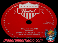 Jimmy Forrest - night train - pic 0 small