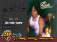 John Mellencamp - this time - pic 1 small