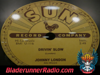 Johnny London - drivin slow - pic 0 small