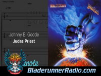 Judas Priest - johnny b goode - pic 2 small