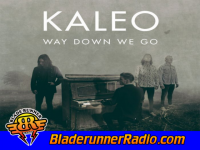 Kaleo - way down we go - pic 0 small