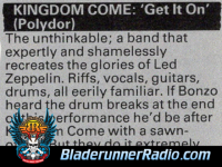 Kingdom Come - get it on - pic 5 small