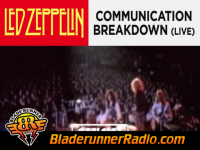 Led Zeppelin - communication breakdown - pic 1 small