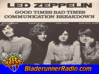 Led Zeppelin - communication breakdown - pic 2 small