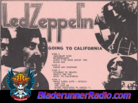 Led Zeppelin - going to california - pic 1 small
