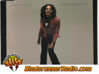 Lenny Kravitz - always on the run - pic 1 small