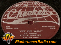 Little Walter - off the wall - pic 0 small