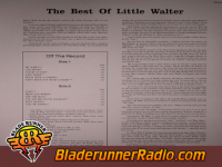 Little Walter - off the wall - pic 3 small