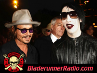 Marilyn Manson - with johnny depp youre so vain - pic 6 small