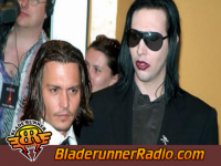 Marilyn Manson - with johnny depp youre so vain - pic 7 small