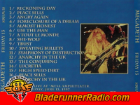 Megadeth - foreclosure of a dream - pic 6 small