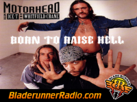 Motorhead - ice t  whitfield crane - pic 0 small