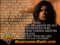 Ozzy Osbourne - mama im coming home - pic 3 small