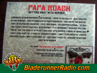 Papa Roach - getting away with murder - pic 6 small