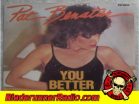 Pat Benetar - you better run - pic 0 small