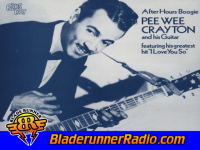 Pee Wee Crayton - blues after hours - pic 5 small
