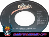 Quiet Riot - cum on feel the noize - pic 4 small
