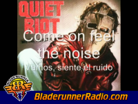 Quiet Riot - cum on feel the noize - pic 8 small
