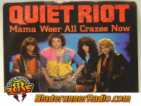 Quiet Riot - mama weer all crazee now - pic 0 small