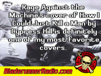 Rage Against The Machine - how i could just kill a man - pic 1 small