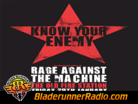 Rage Against The Machine - know your enemy - pic 1 small