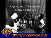 Rage Against The Machine - people of the sun - pic 0 small