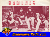 Ramones - i wanna be sedated - pic 0 small