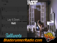 Ratt - lay it down - pic 3 small