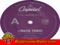 Red - rider lunatic fringe - pic 3 small