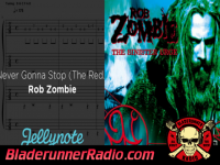 Rob Zombie - never gonna stop the red red kroovy - pic 6 small