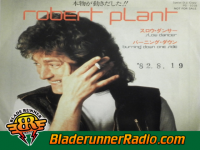 Robert Plant - burning down one side - pic 7 small