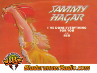 Sammy Hagar - ive done everything for you - pic 0 small