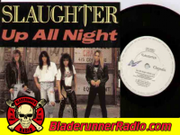 Slaughter - up all night - pic 0 small