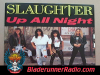 Slaughter - up all night - pic 1 small
