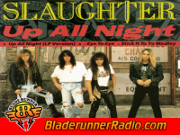 Slaughter - up all night - pic 2 small