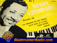 Sonny Thompson - mellow blues - pic 2 small