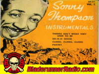 Sonny Thompson - mellow blues - pic 3 small