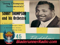 Sonny Thompson - mellow blues - pic 8 small