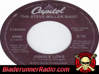 Steve Miller Band - jungle love - pic 4 small