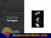 Ted Nugent - dog eat dog - pic 1 small