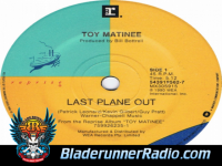 Toy Matinee - last plane out - pic 0 small