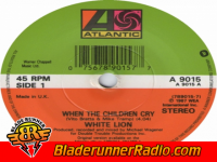 White Lion - when the children cry - pic 5 small