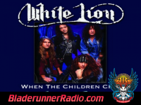White Lion - when the children cry - pic 6 small