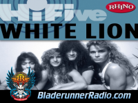 White Lion - when the children cry - pic 9 small