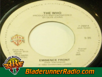 Who - eminence front - pic 2 small