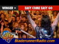 Winger - easy come easy go - pic 1 small