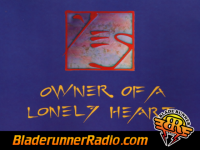 Yes - owner of a lonely heart - pic 2 small