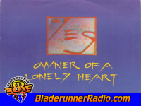 Yes - owner of a lonely heart - pic 3 small