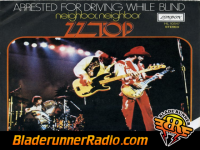 Zz Top - arrested for driving while blind - pic 0 small