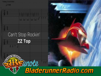 Zz Top - cant stop rockin - pic 0 small